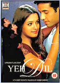 Yeh Dil -2003- MOVIEBOX DVD
